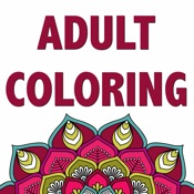 Mandala Coloring Book Adults Calm Color Therapy