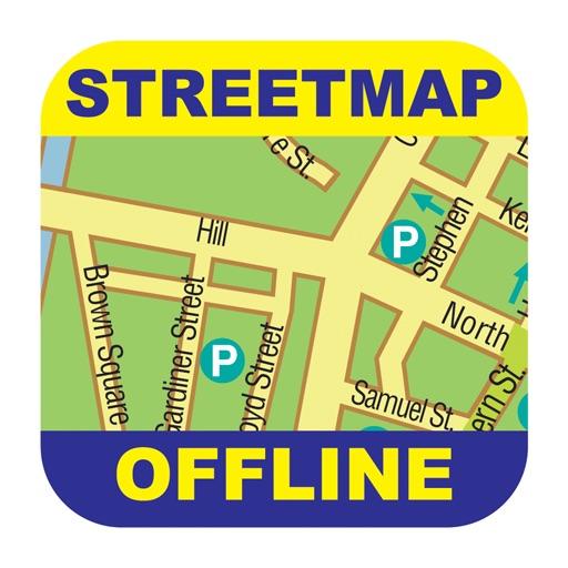 曼彻斯特(英国)离线街道地图