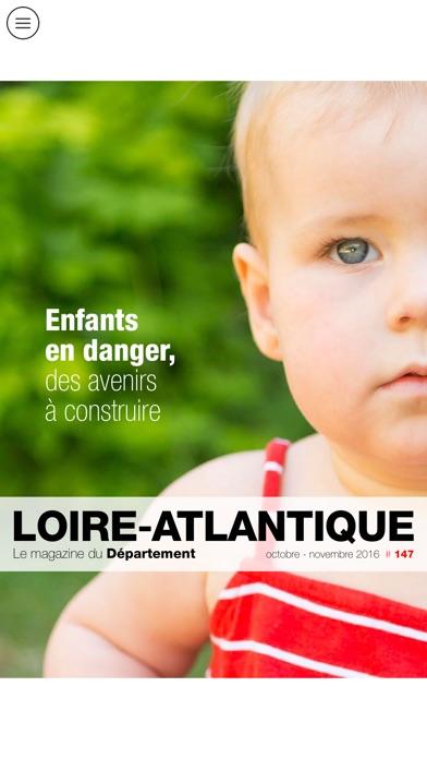 Loire-Atlantique MagazineCapture d'écran de 2