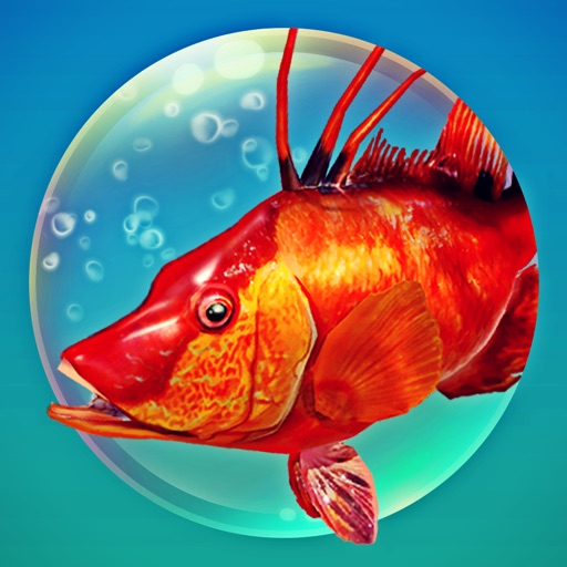 Let's Catch Fish: Spearfishing - 3D diving fishing iOS App