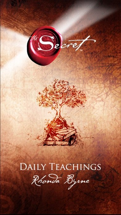 Daily Teachings Screenshot