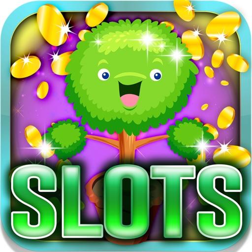Green Plant Slots: Earn fantastic promo bonuses iOS App