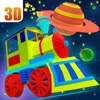 Timpy Train In Space - Free Toy Train Game For Kids in 3D