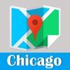 Chicago CTA L metro transit trip advisor map guide