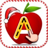 Christmas ABC Tracing - Alphabets Tracing Game free email tracing