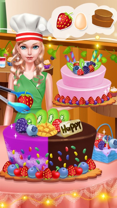 download Berry Picking Farm - Girls Pastry Story apps 0