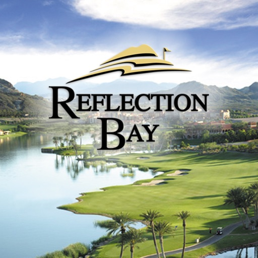 Reflection Bay Golf Club iOS App