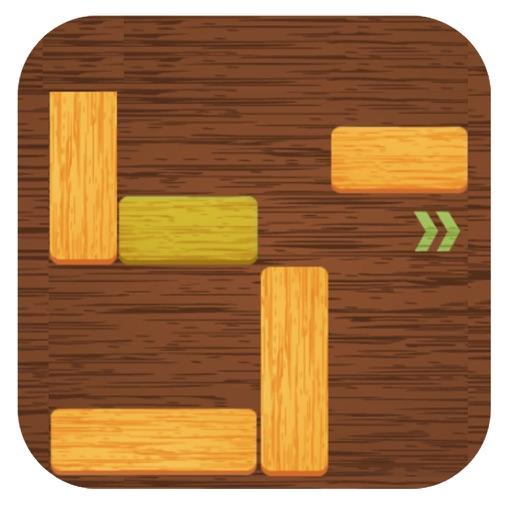 Cool math games: Slide Wood iOS App