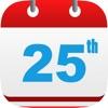 私密萬年曆 - 保護您的私人照片和視頻