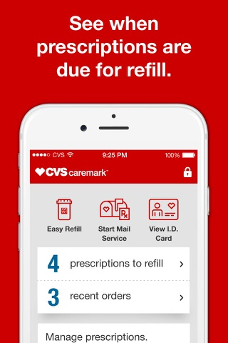 CVS Caremark screenshot 2