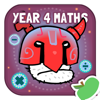 Crazy Maths Adventure -  Age 8 - 9 Year 4