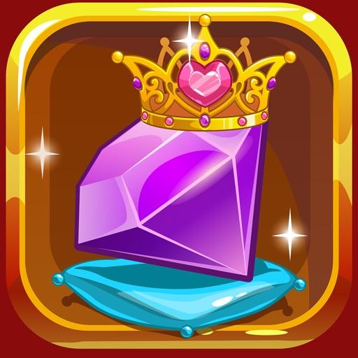 Jewels Queen Game iOS App