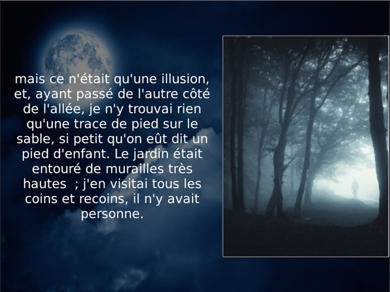 La Morte amoureuse (text and audio)-ipad-2