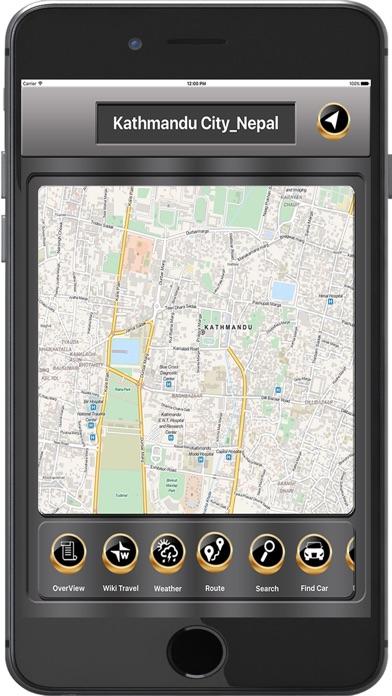 download Kathmandu City_Nepal Offline maps & Navigation apps 0