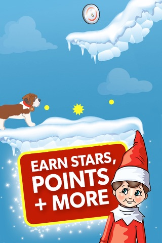 Elf Pets® Pup - Christmas Run screenshot 4
