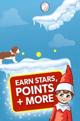 Elf Pets® Pup - Christmas Run screenshot 4