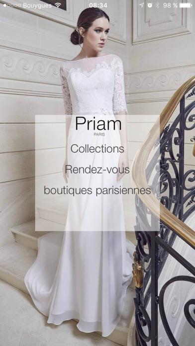 Priam ParisCapture d'écran de 1