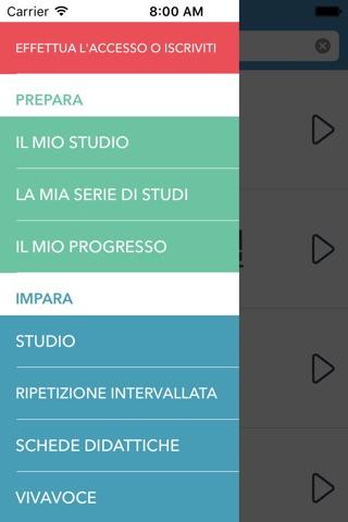 Italian   Korean - AccelaStudy® screenshot 1