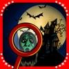 Halloween Spooky Seek & Find Hidden Object games