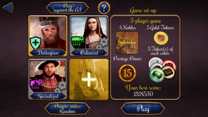 Splendor™ screenshot1