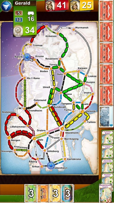 Screenshot #8 for Ticket to Ride