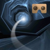 VR Tunnel Race Time travel virtual reality apps hacken