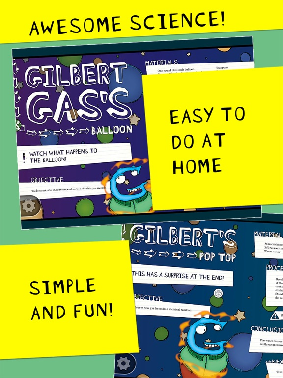 Gilbert Gas Screenshots