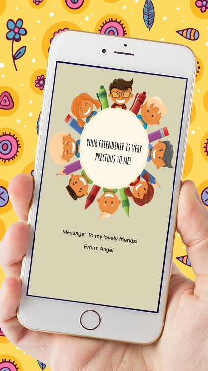 Best Friendship Photo Frames and Card by Yeon Tai Ang