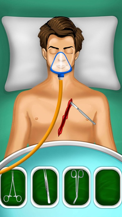 download Open Heart Surgery Doctor & Kid & teen Salon Games appstore review
