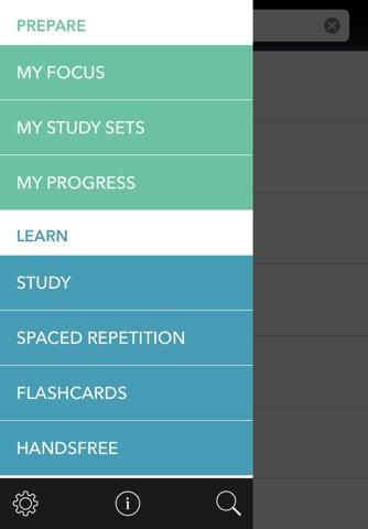 Learn French - AccelaStudy® screenshot 1
