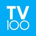 TV 100 icon