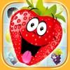 Farm Yummy Fruits Blast - Free Match 3 Yummy Garden Fruits Blast Mania fight fruits mania