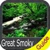 Great Smoky Mountains Park - GPS Map Navigator