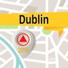 Dublin Offline Map Navigator and Guide