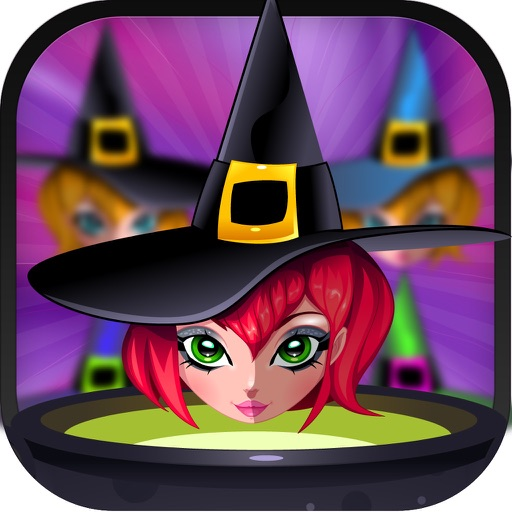 Haunted Halloween High FREE - Monster Witch's Match Up Game! iOS App