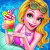Splash! Pranksters Pool Party - girl makeover game