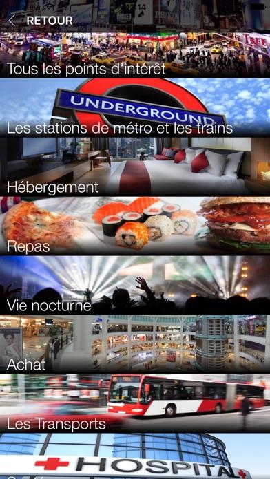 Toulouse Déconnecté carte et guide de voyageCapture d'écran de 2