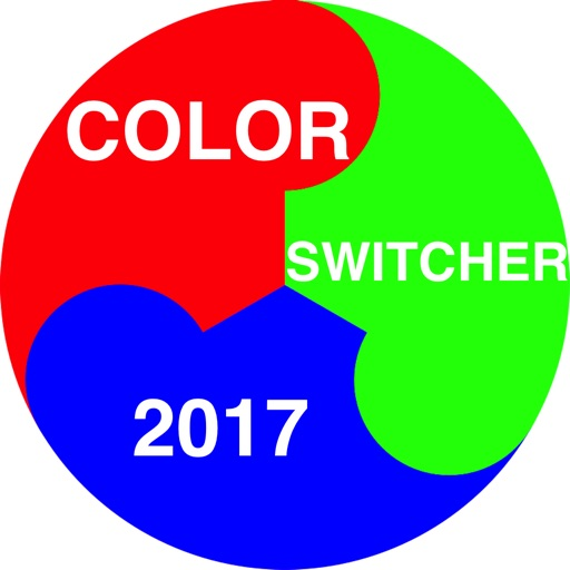 Color Switcher 2017 iOS App