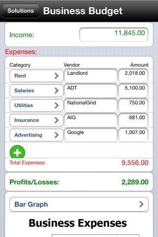 Altova MobileTogether screenshot 3