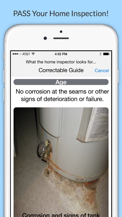 Home Inspection Ready - House Inspector Checklist On The App Store