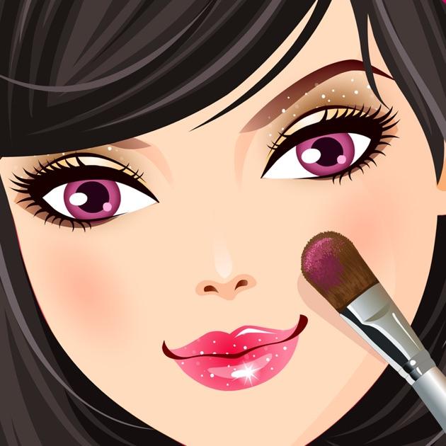165 maquillaje y juegos de vestir para ni as en app store - Decorador de fotos gratis ...
