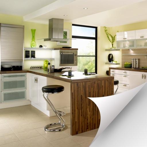 Kitchen Design Ideas 3d Kitchen Interior Designs Iphone Ipad App Store