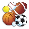 Sports Balls Sticker Pack ball