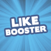 LIKE BOOSTER for Facebook, get Fanpage post likes