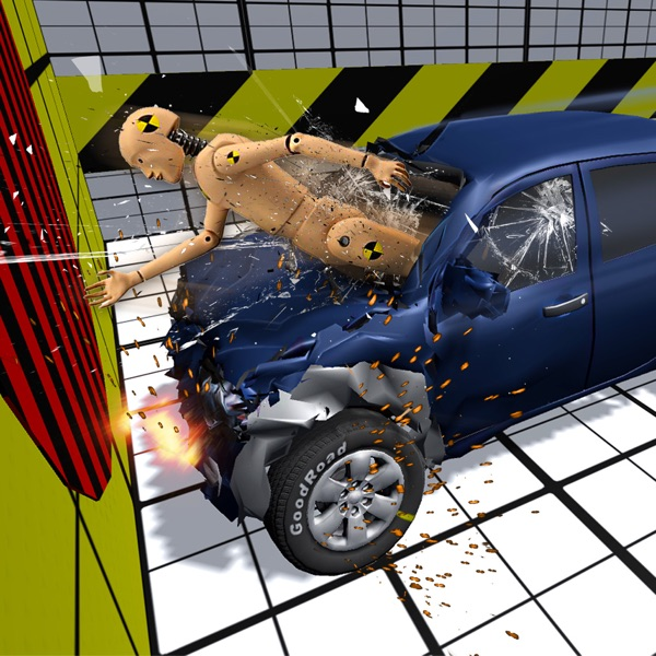 Download Car Crash Test Simulator for Mac Free