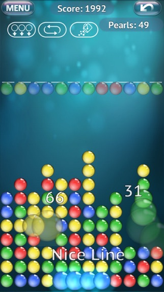 Screenshot of Bubble Explode1