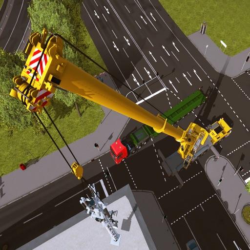 City Construction Simulator Paver iOS App