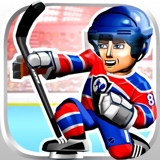 大胜冰上曲棍球:Big Win Hockey 2014