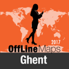 Ghent Offline Map and Travel Trip Guide