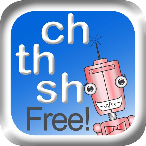 Sounds Have Letter Teams: sh ch th & wh made easy! iOS App